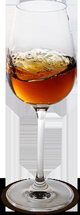Copa de vino Amontillado